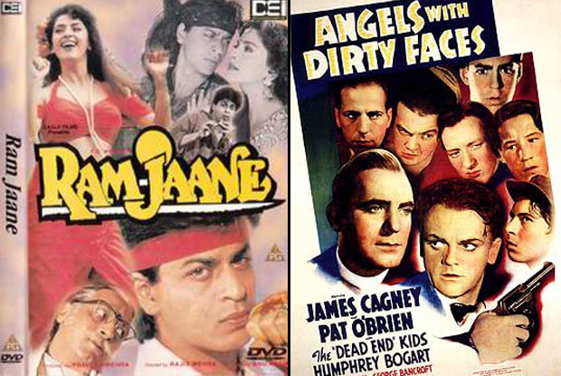 Ram Jaane (1995) and Angels with Dirty Faces (1938) Movie Poster
