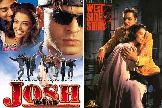Josh (2000) and West Side Story (1961) Movie Poster