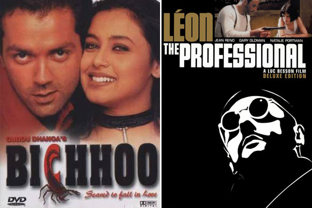 Bichhoo (2000) and Léon: The Professional (1994) Movie Poster