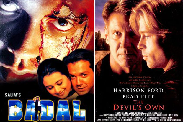 Badal (2000) and The Devil's Own (1997) Movie Poster