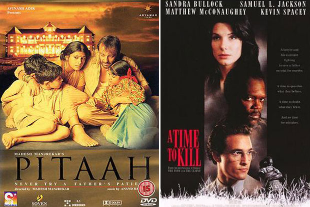 Pitaah (2002) and A Time to Kill (1996) Movie Poster