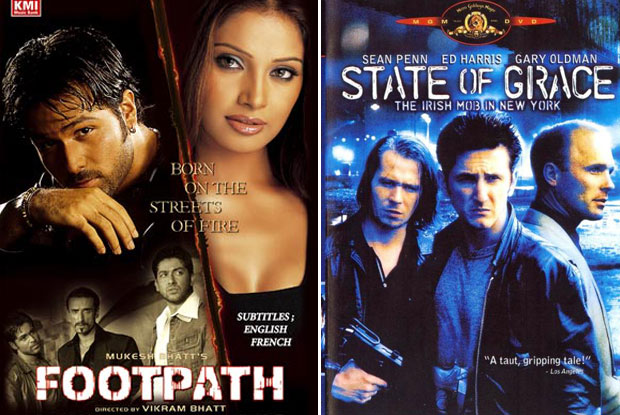 Footpath (2003) and State of Grace (1990) Movie Poster