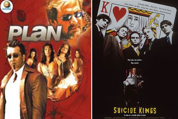 Plan (2004) and Suicide Kings (1997) Movie Poster