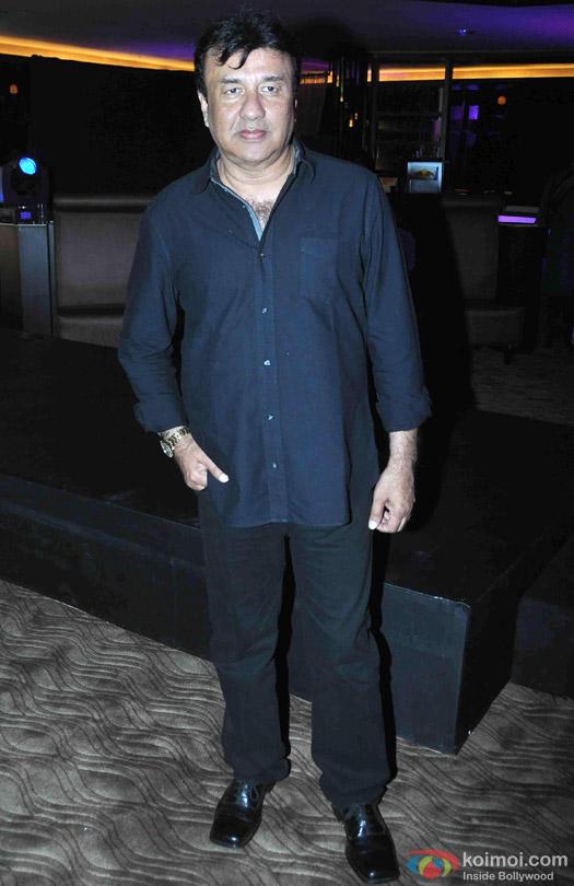 Anu Malik at the launch of India Luxury Style Week 2015