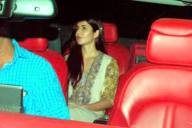 Katrina Kaif attended the birthday bash of Aarti Shetty