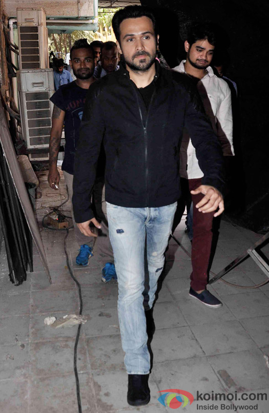 Emraan Hashmi to promote Mr X on the sets of television serial CID