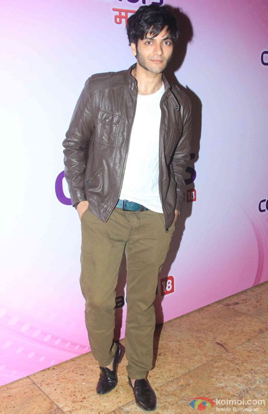 Ali Fazal during the red carpet of Colors Party 2015