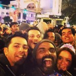 Brought in 2015 with my #abcd2 family @remodsouza and the millions and millions all over get ready we about to be futuristic