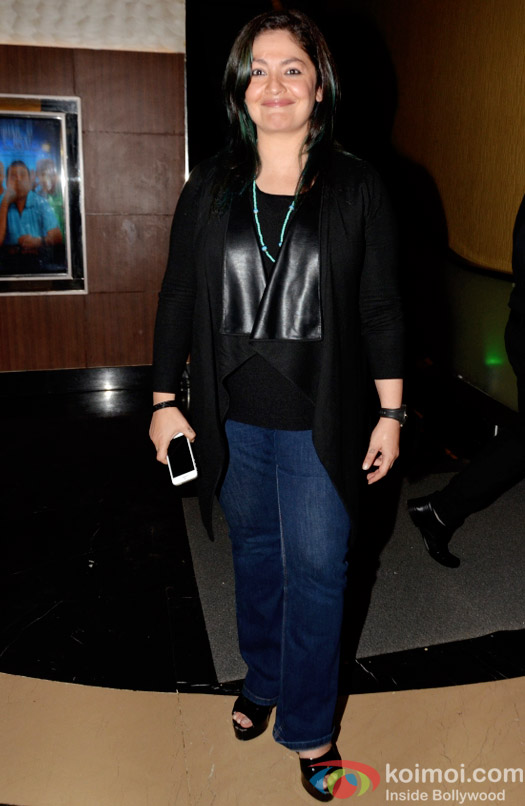 Pooja Bhatt at the special screening of Dharam Sankat  Mein