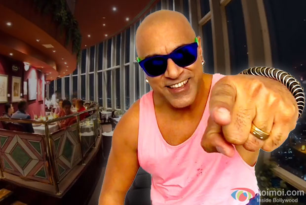 Baba Sehgal in still from 'CHICKEN FRIED RICE'
