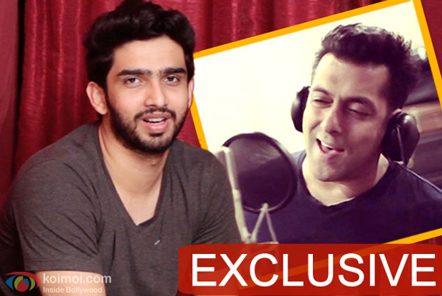 Exclusive Interview : Before & After Jail Sentence : How Salman Khan Recorded Hero's Title Track?