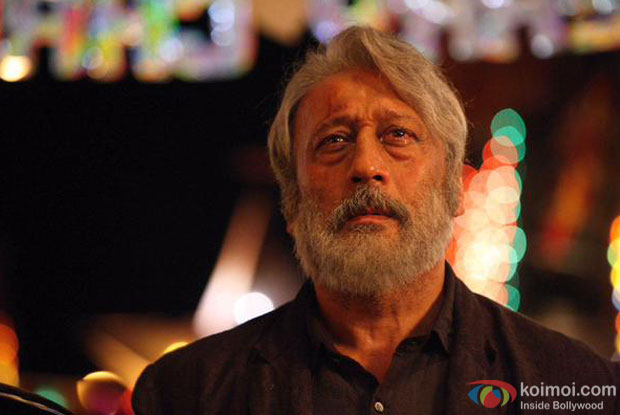 Jackie Shroff in a still from movie 'Brothers'