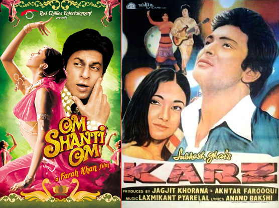hindi movie karz video song