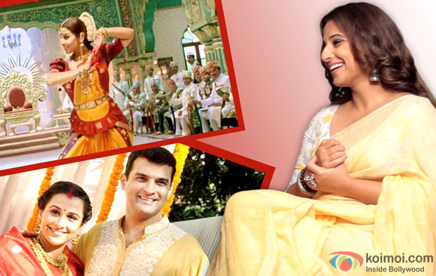 Bollywood Interview : Vidya Balan On Her Failures, Bollywood Dance Style & Life After Marriage