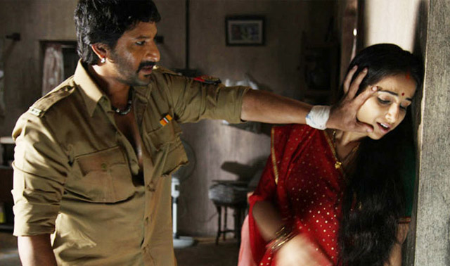 Arshad Warsi in a still from movie 'Ishiqiya'