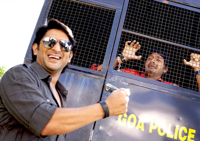 Arshad Warsi in a still from movie 'Golmaal Returns'
