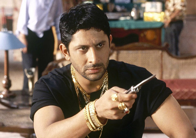 Arshad Warsi in a still from movie 'Munna Bhai MBBS'