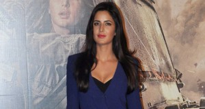 Bold In Blue : Katrina Kaif In A Prabal Gurung Suit