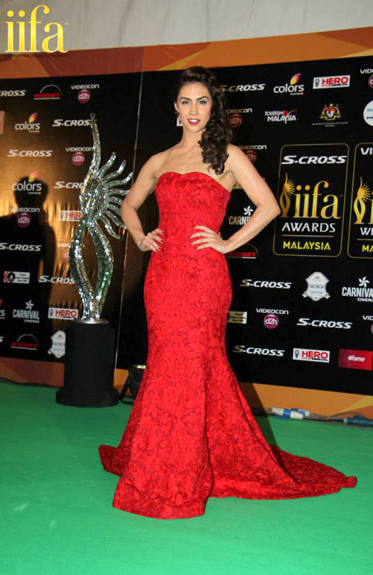 Lauren Gottlieb at IIFA 2015 Green Carpet