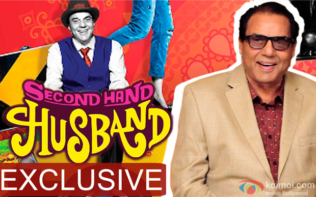 Exclusive : Know All About Dharmendra's Quirky Role In Second Hand Husband