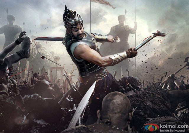 still from movie 'Baahubali'