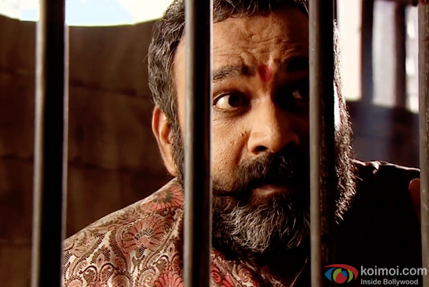 Sai Bhallal in a still from TV serial Udaan