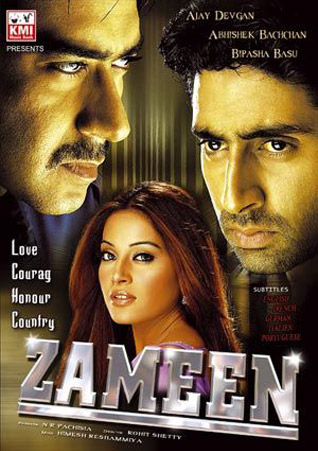 Zameen (2003) Movie Poster