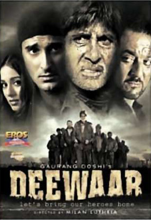 Deewaar: Let's Bring Our Heroes Home (2004) Movie Poster