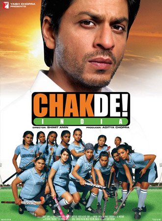 Chakde! India (2007) Movie Poster