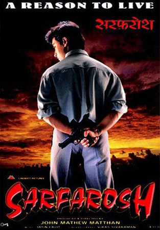 Sarfarosh (1999) Movie Poster