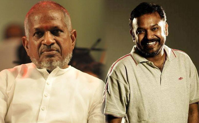 Ilayaraja and Venkat Prabhu