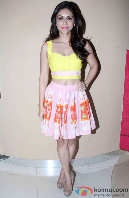 """Zoa Morani during the trailer launch of """"Bhaag Johnny'"""