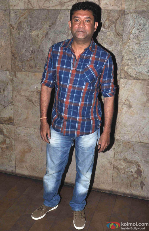 Ken Ghosh at the special screening of movie 'Bangistan'