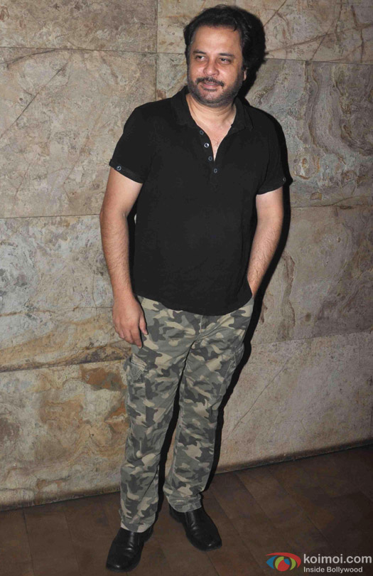 Mahesh Thakur at the special screening of movie 'Bangistan'