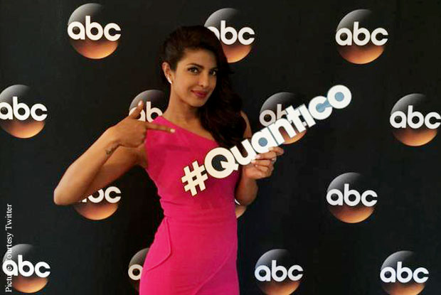 """Priyanka Chopra's debut international TV Show """"Quantico"""" will be aired in India on Star World"""