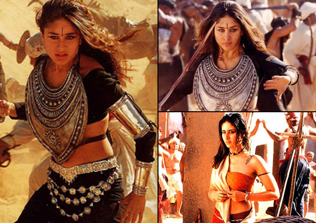 Kareena Kapoor as Kaurwaki in Ashoka