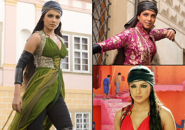 Priyanka Chopra as Sonia in Drona