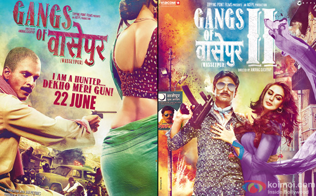Gangs Of Wasseypur 1 and Gangs Of Wasseypur 2 Watch Online Full Movie