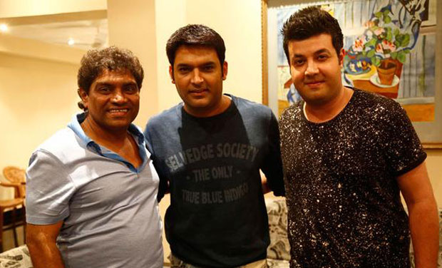 Johnny Lever, Kapil Sharma and Varun Sharma