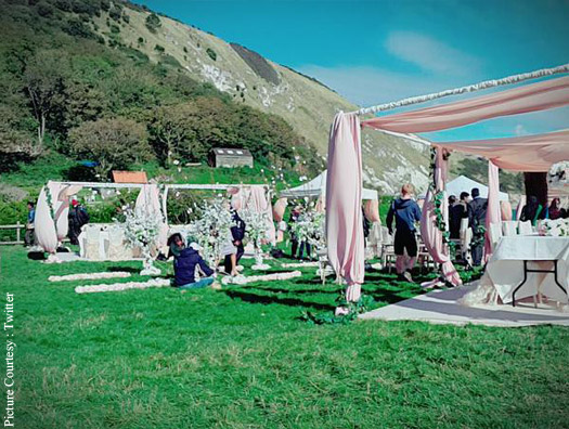 Checkout The Beautiful On The Shoot Location Of Housefull 3