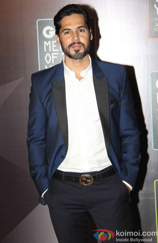 Dino Morea during the GQ Men of The Year Awards 2015