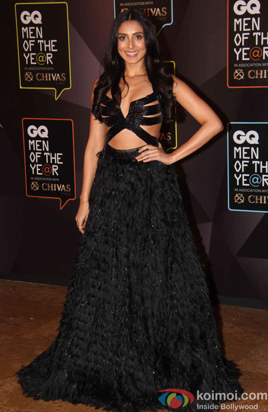 Pernia Qureshi during the GQ Men of The Year Awards 2015