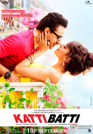 Katti Batti Movie Poster