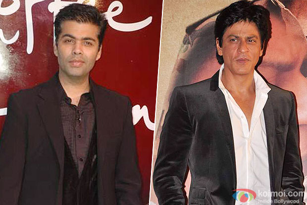 Shah Rukh Khan to visit Karan Johar on the sets of 'Ae Dil Hai Mushkil'