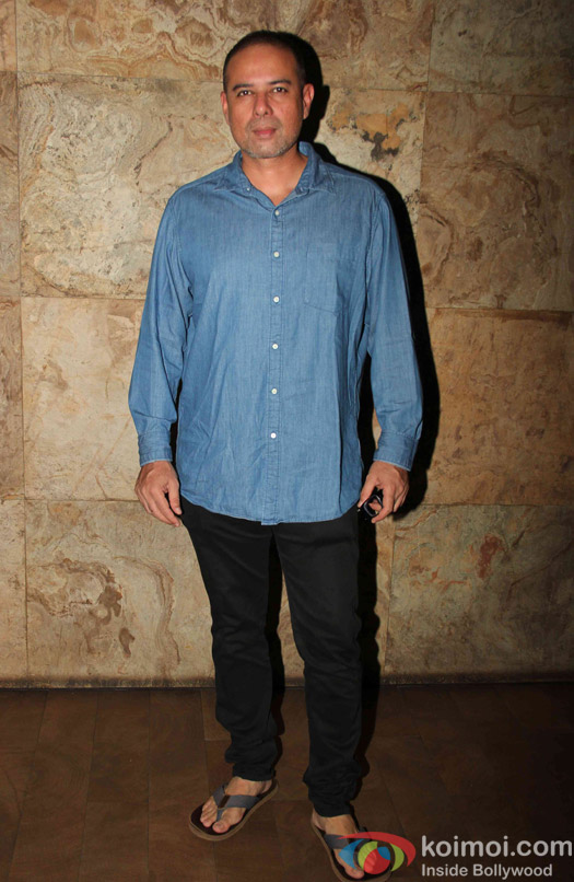 Atul Agnihotri during the special screening of hero