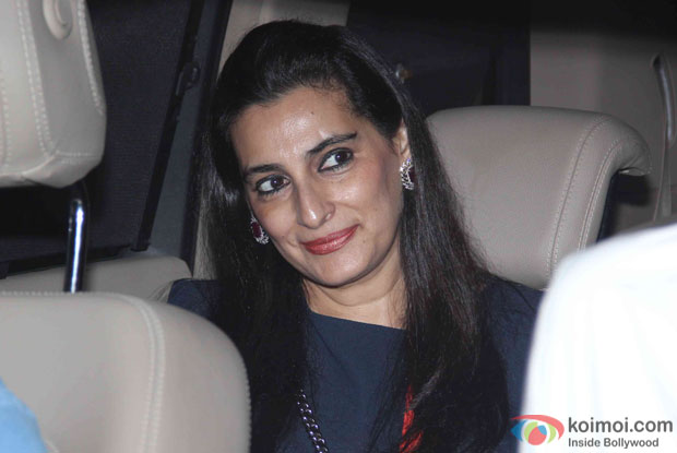 Mana Shetty at Yash Raj Studio
