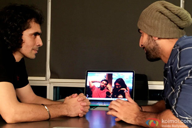 Imtiaz Ali and Ranbir Kapoor