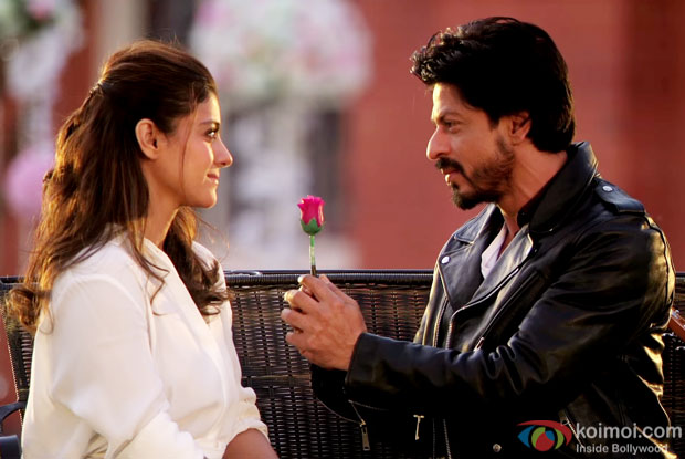 Celebrate 20 Years Of DDLJ With Kajol and Shah Rukh Khan