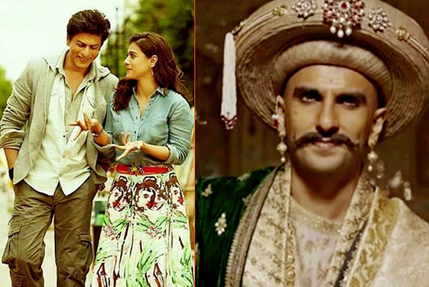Dilwale Vs Bajirao Mastani : Who Is Taking The Lead Already?