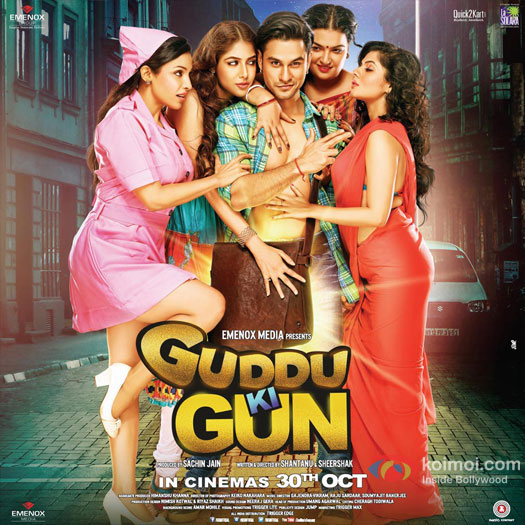 Guddu Ki Gun Movie Poster 1